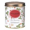 ウェッジウッド の紅茶 ワイルドストロベリーシリーズ ファインストロベリーティー