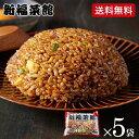 (送料無料)京都 たかばし 新福菜館 特製炒飯(250g×5袋)(メーカー直送)(冷凍便