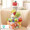 ショッピングおむつケーキ 【おむつケーキ】はらぺこあおむしハンギングトイおむつケーキ 出産祝い パンパース使用 男の子 女の子 キャラクター