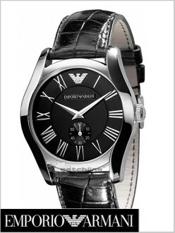 Watch (Small second / lindera board) AR0643 EMPORIO ARMANI (Emporio armani) for EMPORIO ARMANI men