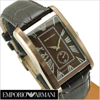 Men's watches (seconds/Brown character Edition) AR1606