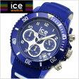 【クリーナープレゼント】【アイスウォッチ】ICE WATCH 腕時計 ICE AQUA アイスアクア マリン クロノグラフ/ネイビー ユニセックス(男女兼用)ICE AQUA アイスアクア AQ.CH.MAR.U.S【送料無料】