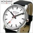【モンディーン】 MONDAINE スイス国鉄オフィシャル鉄道ウォッチ EVO(エヴォ)メンズ/ホワイト モンディーン【送料無料】A658.30300.11SBB