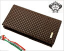 OROBIANCO (OROBIANCO, FINANZIO) long wallet (イントレ 調型押牛革, brown) OROBIANCO 7028286 [free shipping] [easy ギフ _ packing]