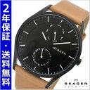 スカーゲン SKAGEN 腕時計 ホルスト HOLST マルチカレンダー メンズ ブラック文字盤 スカーゲン SKAGEN SKW6265