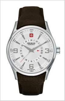 ( swismiglitary ) SWISS MILITARY Swiss military watch ナバロス White Dial (for men) genuine, 20% off ML-277