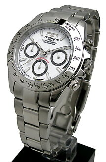 TECHNOS Chronograph Watch (men) TGM615SW