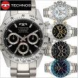 【テクノス】 TECHNOS 腕時計 メンズ クロノグラフ TSM401【送料無料】