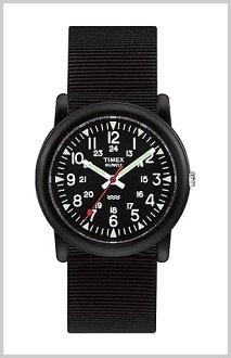 ( Timex ) TIMEX camper-black genuine, T18581
