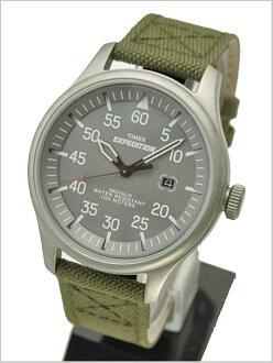 TIMEX ( Timex ) エクスペティション ミリタリーフィールド vintage cutting カーキファブリック genuine, T49875