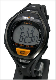 And TIMEX ( Timex ) Watch iron man news leak 50 lap men's / black genuine, T5K335/TIMEX ( Timex )