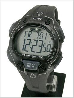 Watch iron man 50 ラップフルサイズ ( men's sizes ) black genuine, T5K495/TIMEX ( Timex )