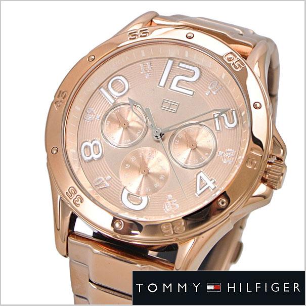 トミーヒルフィガー TOMMY HILFIGER 腕時計 マルチファンクション レディース トミーヒルフィガー TOMMY HILFIGER 1781171 【トミーヒルフィガー 女性用 ウォッチ】