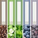 ARASHI FLEVO互換 フレーバーカートリッジ 5種メンソール ビタミン配合 大人気5本セット 集合(1) [510 Lite/パールホワイト]