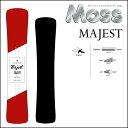 18-19 MOSS モス スノーボード MAJEST マジェスト