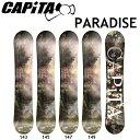 16-17 CAPiTA キャピタ スノーボード PARADISE パラダイス