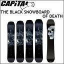 18-19 CAPiTA キャピタ スノーボード THE BLACK SNOWBOARD OF DEATH ザ ブラック スノーボード オブ デス