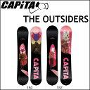 18-19 CAPiTA キャピタ スノーボード THE OUTSIDERS ジ アウトサイダース align=