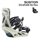 19-20 BURTON ESCAPADE Re:Flex ...