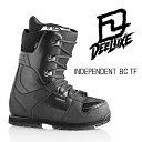 14-15 DEELUXE (ディーラックス) ブーツ INDEPENDENT BC TF (インディペンデント ビーシー) サーモインナー