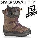 15-16 DEELUXE (ディーラックス) ブーツSPARK SUMMIT TFP (スパークサミット) サーモインナー
