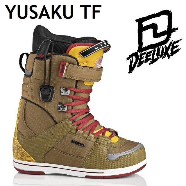 15-16 DEELUXE (ディーラックス) ブーツ YUSAKU TF (ユウサク) サーモインナー