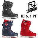 15-16 DEELUXE (ディーラックス) ブーツ ID 6.1 PF (アイディー)