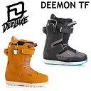 冬季運動 - 16-17 DEELUXE ディーラックス ブーツ DEEMON TF ディーモン サーモインナー