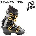 19-20 DEELUXE TRACK 700 T-DEL ディーラックス トラック700 ブーツ サーモインナー ハードブーツ アルペン メンズ レディース スノーボード 日本正規品