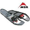 15-16 MSR (エムエスアール) LIGHTNING ASCENT (ライトニングアッセント) スノーシュー 22インチ-BLACK