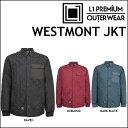 17-18 L1 エルワン ウエア WESTMONT JACKET ウエストモント ジャケット align=