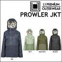 18-19 L1 エルワン ウエア PROWLER JACKET プローラ ジャケット L1TA リタ レディース align=