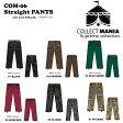 16-17 COLLECT MANIA コレクトマニア ウエア COM-06 STRAIGHT PANTS ストレート パンツ SP-DESIGN エスピーデザイン SPD
