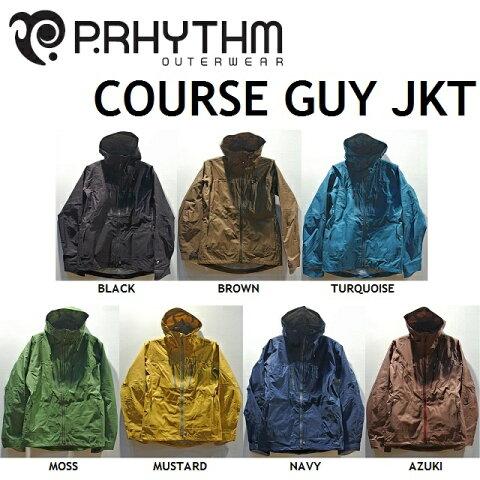 16-17 P.RHYTHM プリズム ウエア COURSE GUY JACKET コースガイ ジャケット