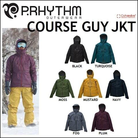 17-18 P.RHYTHM プリズム ウエア COURSE GUY JACKET コースガイ ジャケット