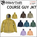 18-19 P.RHYTHM プリズム ウエア COURSE GUY JACKET コースガイ ジャケット