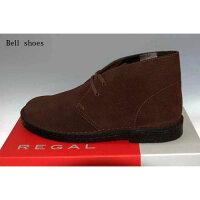 280R【REGAL】ブーツダークブラウン