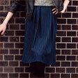 ストライプタックスカート ベルーナ ラナン Ranan 【30代 40代 レディース ファッション】【アウトレット】