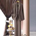 洗える!ストレッチ素材テーラードジャケットスーツ ベルーナ【40代 50代 60代 レディース ミセス ファッション】【再販売】【フォーマルセール】