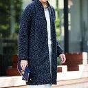 中わたツイード調コート ベルーナ ラナン Ranan 【30代 40代 レディース ファッション】アウトレット【再販売】