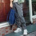 ボトムス/フルレングス/パンツ/レディース/秋冬/S/M/L<adidas neo>ニットフリース9分丈パンツ ベルーナ 40代 50代 60代 レディース ミセス ファッション