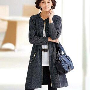 ジッパー ジャケット ベルーナ レディース ファッション