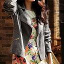 パンチングデザインライダース ベルーナ  ラナン Ranan 30代 40代 ファッション レディース アウトレット【再販売1014】