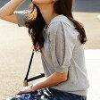 袖デザインニットプルオーバー ベルーナ  ラナン Ranan 30代 40代 ファッション レディース アウトレット【再販売1117】