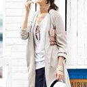 【66%OFF】ノーカラーロングコート ベルーナ ラナン Ranan 30代 40代 ファッション