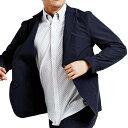 ジャケット 5L 4L 3Lポケッタブル&はっ水ストレッチジャケット(3L〜5L) ベルーナ 40代 50代 60代 メンズ 紳士 男性 ファッション 父の日