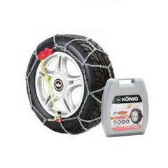 コーニック金属タイヤチェーンP1マジック PM‐100カー用品:ホイール・タイヤ周辺用品:タイヤチェ