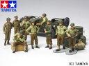<21%OFF> 1/48 ミリタリーミニチュアシリーズ No.52 WWII アメリカ歩兵 前線休息セット 【タミヤ: 玩具 プラモデル】