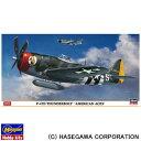 "Hasegawa 1/48 P-47D サンダーボルト ""アメリカン エース"""