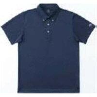【チャンピオン】 ボタンダウンポロシャツ [サイズ:XS] [カラー:ネイビー] #C3-MB397-370 【スポーツ・アウトドア:バスケットボール:ウェア:メンズウェア】【CHAMPION】の画像